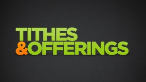 Tithes & Offerings (no church name)